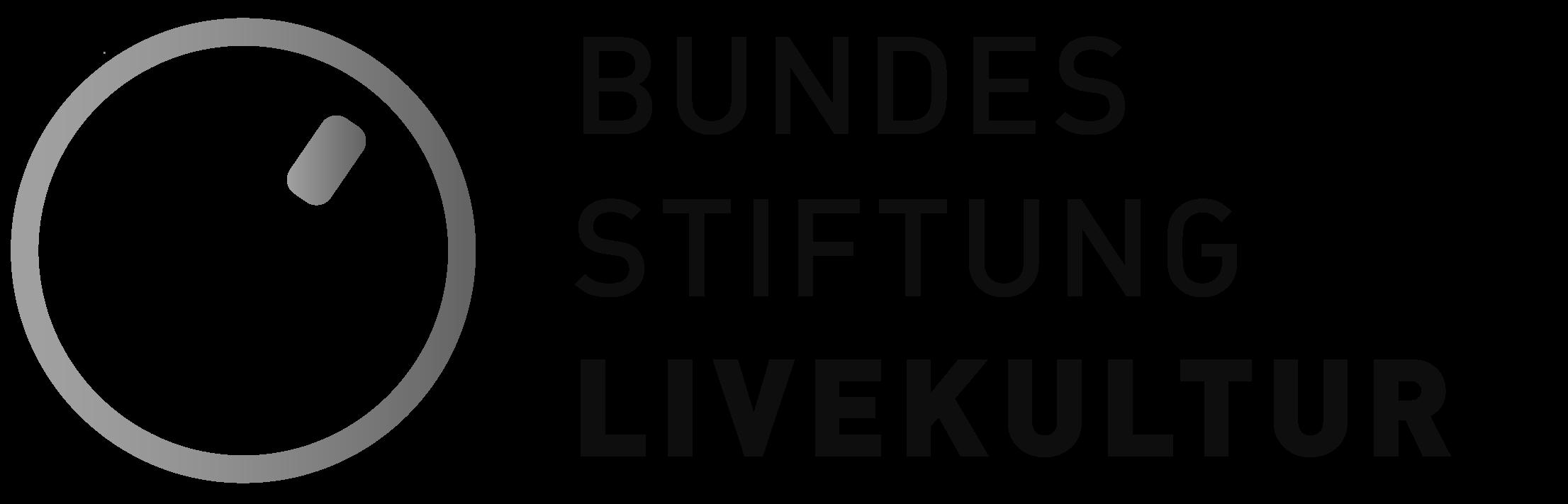 Logo Bundesstiftung Livekultur